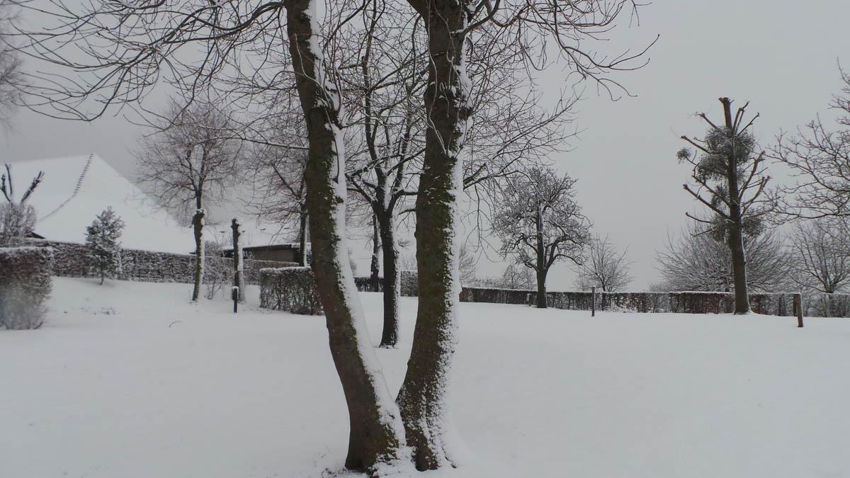 kampeerterrein winter (gesloten)