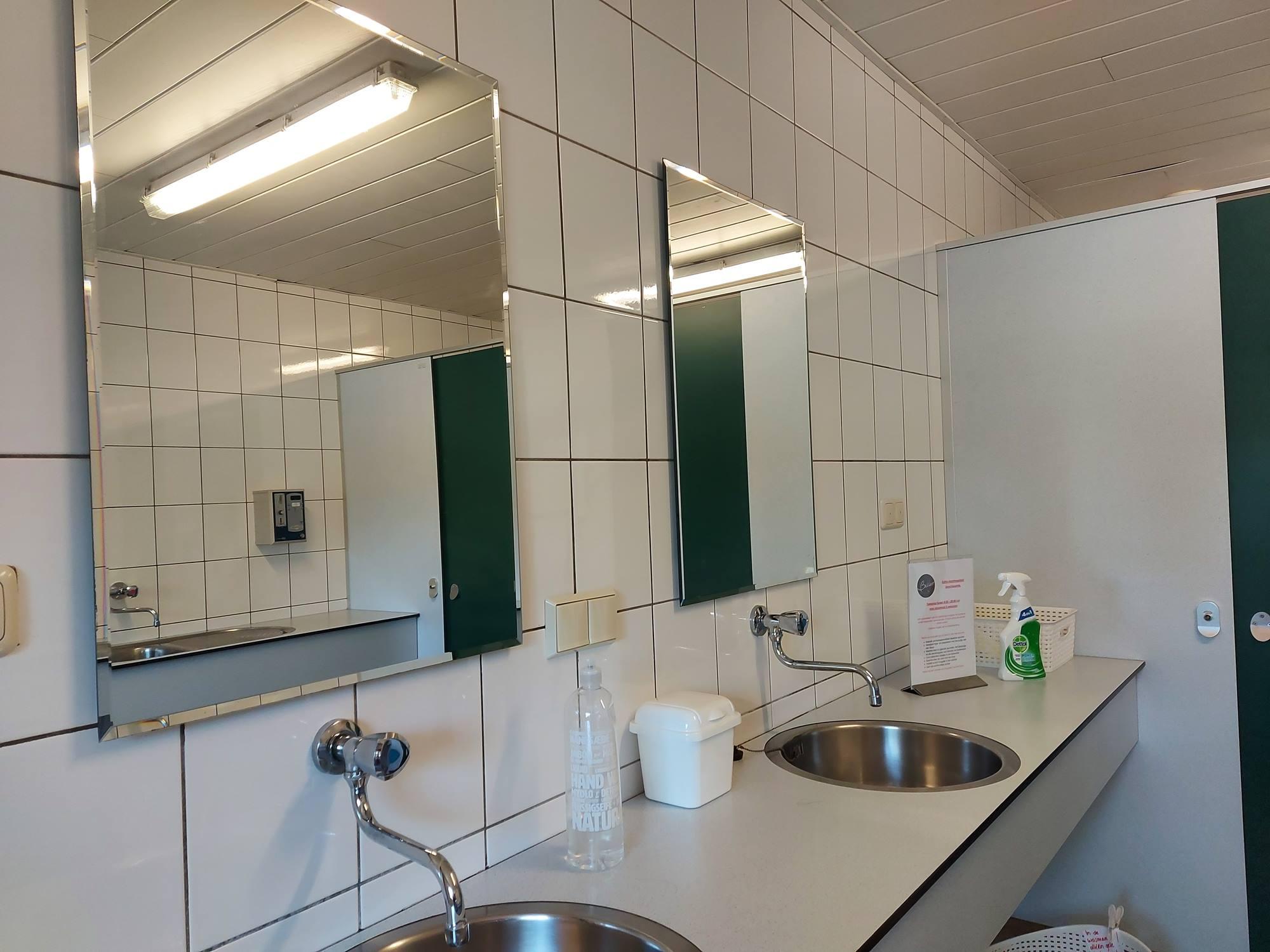sanitair camping